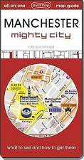 Manchester - mighty city (City Quickmaps) by Quickmap | Map Book | 9780993359866