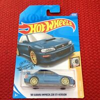 "Hot Wheels '98 SUBARU IMPREZA 22B STi 2020 A-Case HW Turbo 1/5 ""GHB42"" Brand NEW"