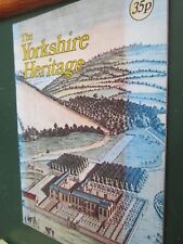 The Yorkshire Heritage - historical places to visit - 1978