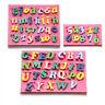 3Pcs/Set Alphabet Letter Number Fondant Icing Cutter Cake Decorating Mold Tools