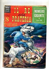 IL RE DELLA PRATERIA # N.8 Febbraio 1971 # Editrice Cenisio