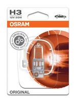 Osram H3 (453) 12v 55W Original Standard upgrade Foglight Bulb 64151-01B