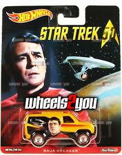 BAJA BREAKER - Hot Wheels Pop Culture - STAR TREK 50th - Real Riders