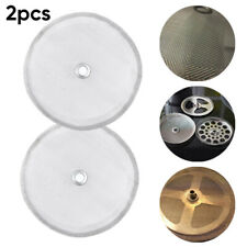 New Filter Mesh Replacement Parts For French Press Cafetiere Coffee Tea Maker US