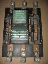 Asco 920 Remote Control Switch 150 Amp 120 Volt Control