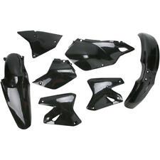 Acerbis Plastics Kit Black #2041080001 fits Suzuki/Kawasaki DR-Z400/KLX400R