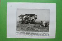 RWe) engl Riesenkampf Flugzeug 1914-1918 Bomben Transport Traktor (1926) 1.WK WW