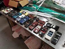West coast precision 15 car lot impala 1959 1961 1964 wcpd diorama Franklin