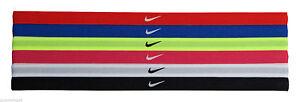 Nike Haarband Elastic Hairband NEU unisex Fitnessband Sportband Stirnband WOW#