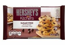 2 PACK Hershey's Sugar Free Chocolate Chips Kitchens Baking