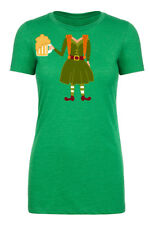 St Patrick's Day T-shirts, Graphic T-shirts, Women's Shirts - Leprechaun