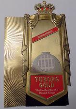 TUBORG GOLD Folding ADVERTISING Sign