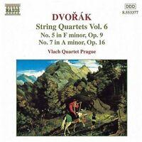 A. Dvorak - String Quartets 6 [New CD]