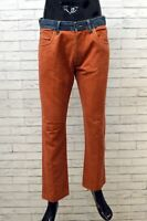 Pantaloni Corto da Uomo Meltin Pot Taglia 44 Jeans Chino Cotone Pants Vintage