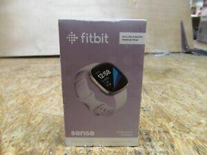 Fitbit Sense Health & Stress Smartwatch - Soft Gold ( LOT 236)
