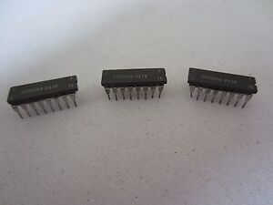 Lot De 3 500808A-B150 16-Pin Ic Processeur Cartes