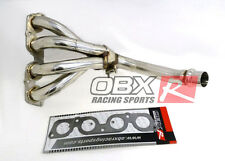 OBX Exhaust Header Manifold Fits 98 99 00 01 Corolla 1.8L VE CE LE S