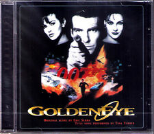 007 GOLDEN EYE James Bond OST Tina Turner Eric Serra Soundtrack CD GoldenEye NEU