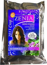 500g Zenia Pure Indigo Powder Natural Hair Dye Hair Conditioning