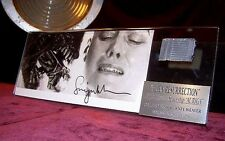 Sigourney Weaver pp Signed, ALIEN Ship Movie PROP, Frame, Blu Ray DVD, COA, UACC