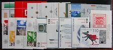 Germany Complete Year 1999 Stamp Set + Souvenir Sheet Singles MNH German Stamps