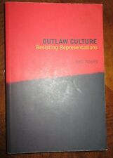 Outlaw Culture Resisting Representation bell hooks Rutledge Books 1994 Softcover