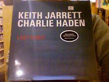 Keith Jarrett / Charlie Haden Last Dance 2xLP sealed 180 gm vinyl