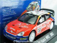 CITROEN XSARA WRC 2003 RALLY MODEL CAR 1:43 SCALE SOLIDO 1592 LOEB ELENA K8Q
