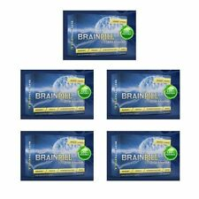 BRAIN PILL Focus Supplement BOOST Memory Cognizin Synapse factor-5 Month Supply