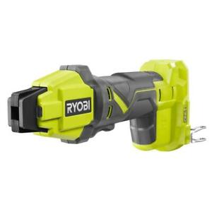 Ryobi 18-Volt ONE Cordless PEX Tubing Clamp Plumbing Automatic (Tool Only)