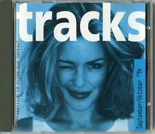 "KYLIE MINOGUE ""TRACKS"" GERMANY Promo CD Advance Sampler Sept / Oct '94 ++ RARE +"