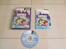 XBOX 360 - RAPALA FOR KINECT - Completo e in Italiano!!!