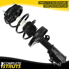 2000-2003 Mazda Protege Front Right Complete Strut & Coil Spring Assembly Single
