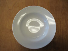 "Pottery Barn GREAT WHITE 10 3/8"" Large Rim Pasta Bowl 1 ea   2 available"