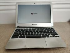 "SAMSUNG CHROMEBOOK Laptop XE303C12-A01 11.6"" 16GB SSD 2GB RAM Wifi webcam"
