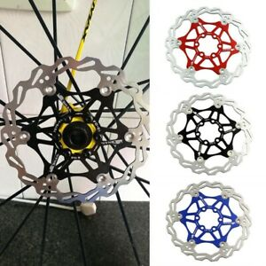 Bicycle 160mm,180mm,203mm Rotor MTB Bike Disc Brake Rotor For 6 Bolts Steel New