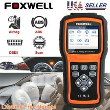 FOXWELL NT630 Plus Auto OBD2 ABS SRS SAS Code reader Diagnostic Scanner Tool US