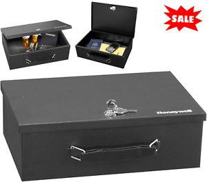 Honeywell Safes & Door Locks - 6104 Fire Resistant Steel Security Safe Box with