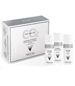Carboxytherapy CO2 Set for Dry and Age Skin Aravia Anti-Age Set