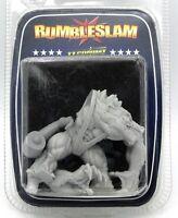 Rumbleslam RSG-STAR-22 Kalataur Superstar Centaur Wrestler Forest Soul