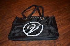 C18- Versona Accesories Black Tote Bag