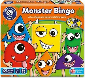 Orchard Toys Monster Bingo Game