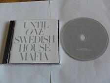 SWEDISH HOUSE MAFIA  - Until One (CD 2010) ELECTRONIC