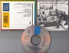 Steve Winwood CD WELCOME TO THE CANTEEN (c) 1971