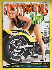 Streetfighters Magazine - Issue 63 - May 1999 - Performance & Custom Motorcycles