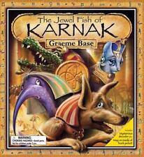 The Jewel Fish of Karnak by Graeme Base (2011, Hardcover)