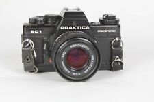 Praktica BC1 Electronic Camera 35mm film with Pentacon 50mm 1.8 lens
