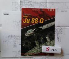 Junkers Ju 88 G - Topdrawings Kagero *N*E*W*