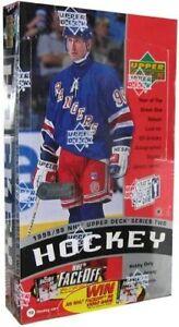 1998/99 NHL Hockey Upper Deck Series 2 Hobby Box Factory Sealed