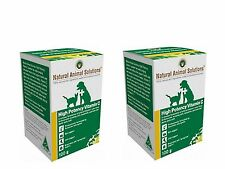 2 x 100g Natural Animal Solutions HIGH POTENCY VITAMIN C  (For Dogs , Cats)